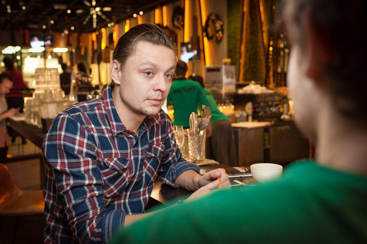 Интервью с Павлом Потатуровым