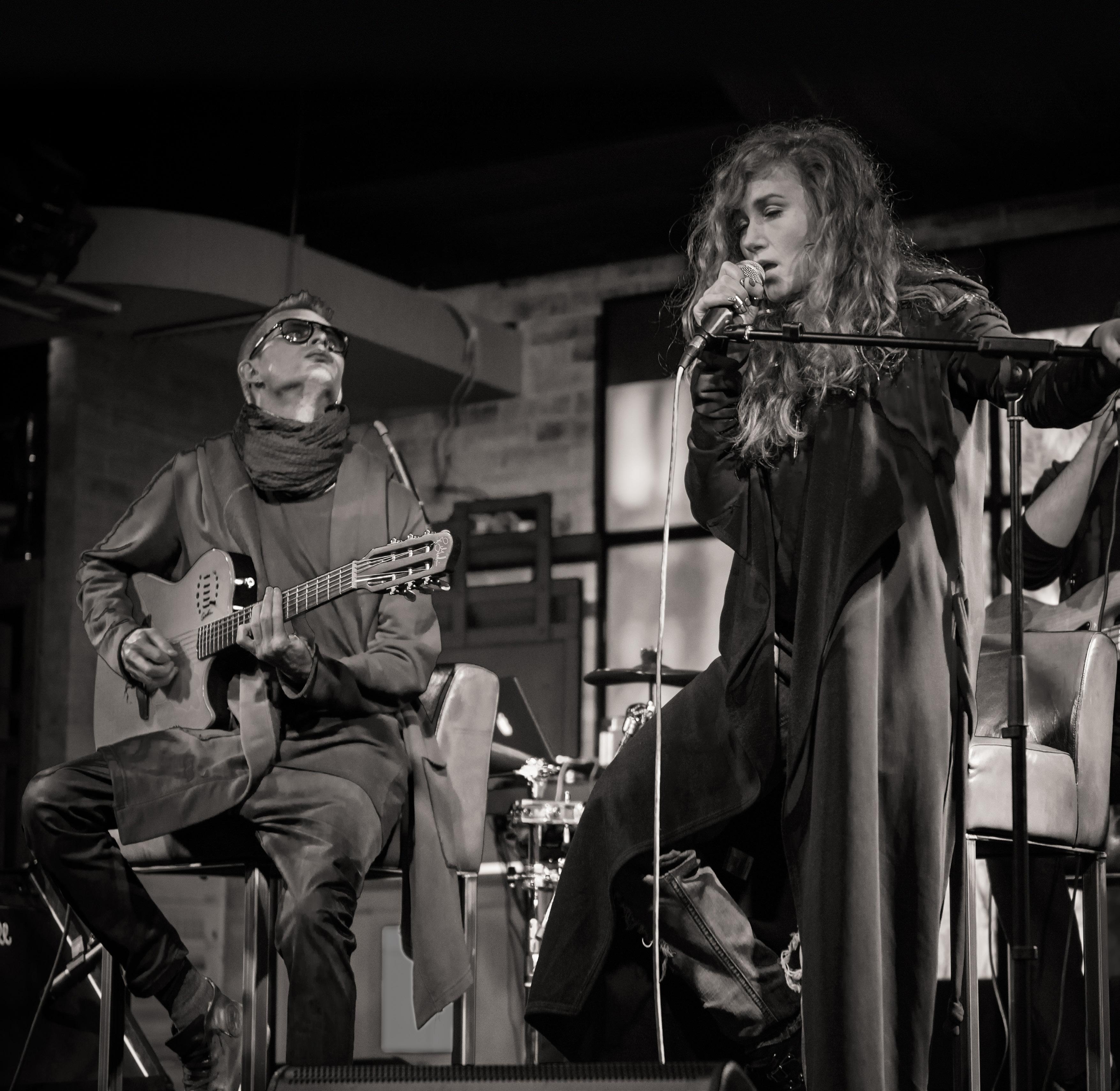 Vera Novak & Roman Efanov
