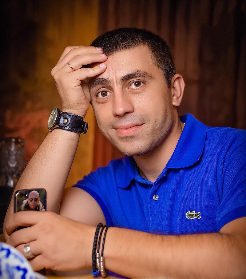 Саркис Вирабян: «В любой ситуации надо оставаться человеком»