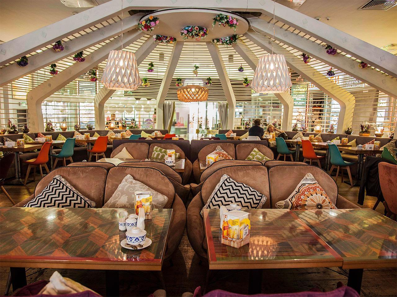 Ресторан Чайхона №1 в ТЦ Европейский возобновил свою работу