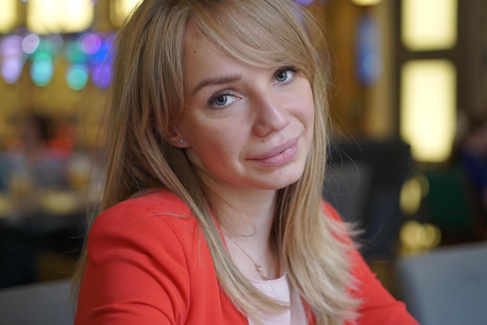 Анастасия Данилова – о звездах и мечтах