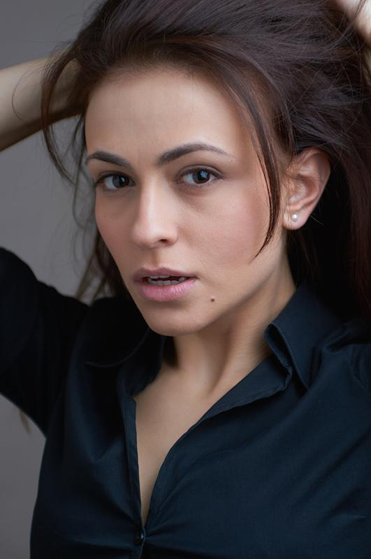 Маргарита Быстрякова
