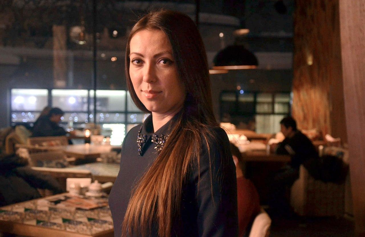 Екатерина Журавлева: «Ресторан для меня как родной дом»