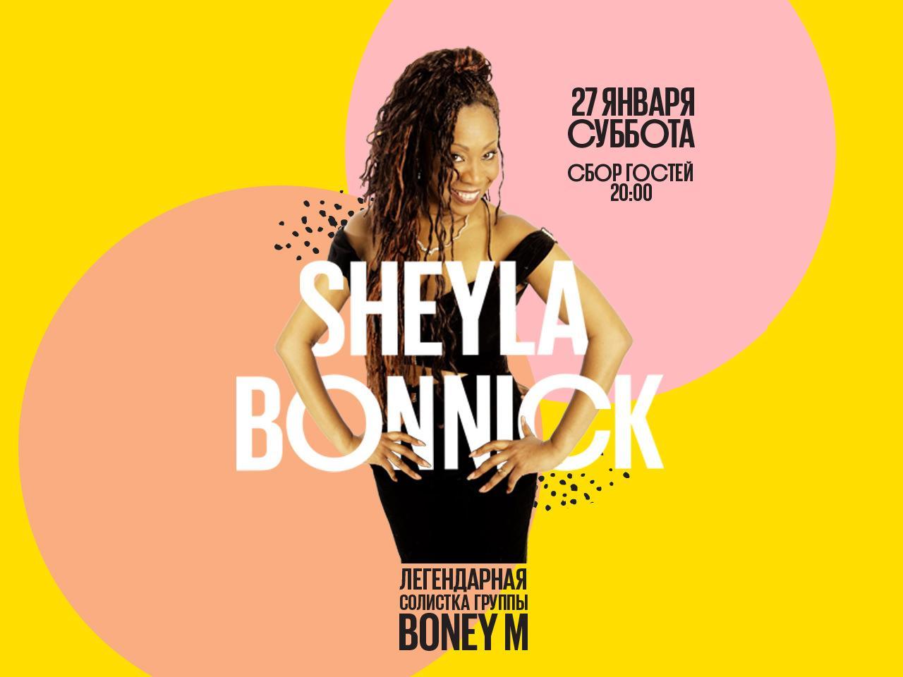Sheila Bonnick