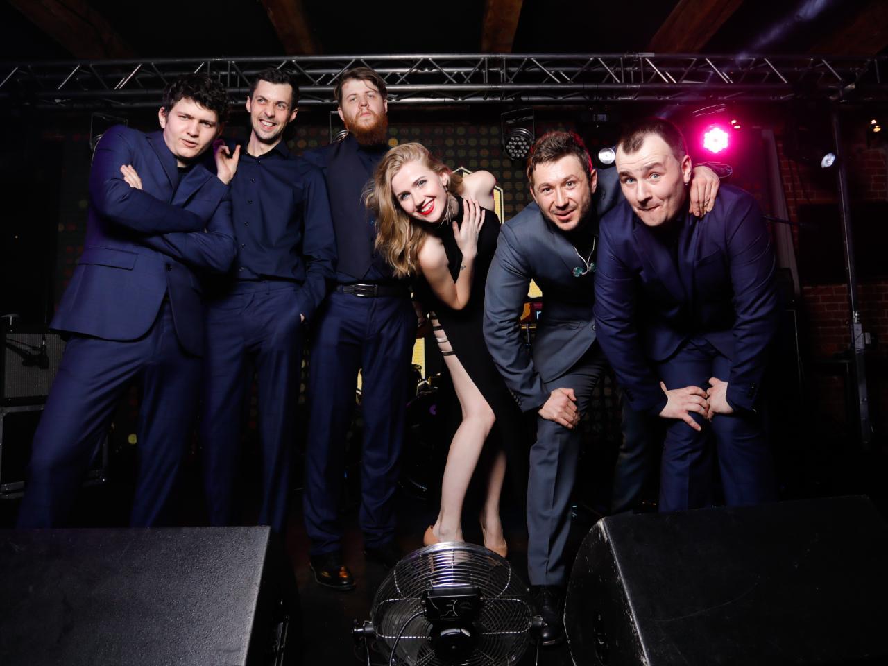 Бульдозер Band
